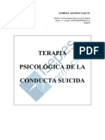 Terapia Psicologica de La Conducta Suicida