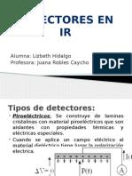 Detectores en Ir