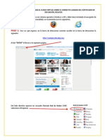 TUTORIAL MOOC CLLCD 2015 Guia de Apoyo Para Ingresar Al Curso Virtual Sobre El Correcto Llenado Del Certificado de Defuncion Relacsis (1)