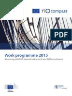Work Programme 2015 Final