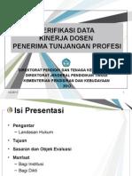 Evaluasi - Presentasi