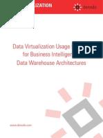 Data Virtualization Usage Patterns