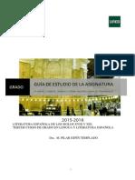 Guía II Grado 2015-16