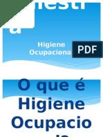 Palestra Higiene Ocupacional