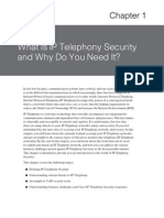 Securing Cisco IP Telphony Networks 1587142953_ch01