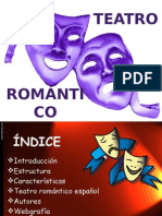 teatro romántico