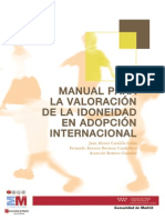 Manual Idoneidad en La Adopcion
