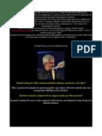 AGGIORNAMENTO 37-INTERVISTA A FULVIO BERTOLINO