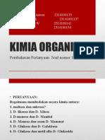 Kimia Organik II