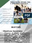 Centro de Rehabilitación Integral Para Niños Con Capacidades