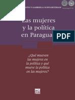 LAS MUJERES Y LA POLITICA EN PARAGUAY - LILIAN SOTO - CDE - ANO 2014 - PORTALGUARANI