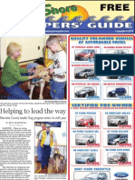 West Shore Shoppers' Guide, March 21, 2010
