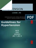 Algorithm in Hypertension-pdui