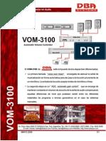 VOM-3100-2005