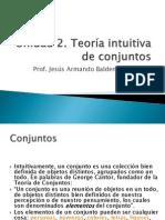 Matematicas Discretas Unidad 2 Conjuntos