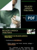 Aula 02- Relação Jurídica Tributária-2014.1