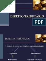 Aula 1 - Direito Tributário 2014