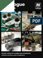 Catalogo Acrilicos Vallejo 2015
