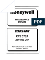 KFS-576A Maintenance Manual