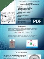 Acido nitrico