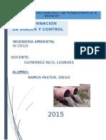 Nitratos y Fosfatos Resumen