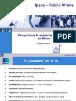 Encuesta Parroquias 2009