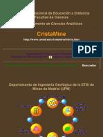 Principios de Mineralogía