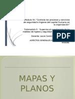 Mapas Y Planos Seguridad