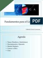 Presentación GATTACA