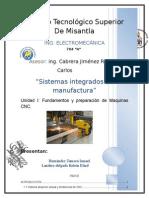Fundamentos y Preparacion de Maquinas CNC