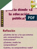 Hacia Donde Va La Educación Pública en Guatemala -3 - PRODESSA