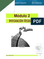 Derecho de La Integración - Mídulo II