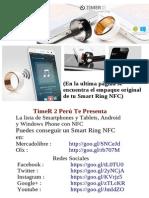 Lista de Smartphones y Tablets con NFC
