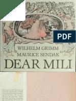 Dear Mili by Maurice Sendak