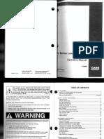 Manual Servicio Case 580 Super K Construction King   Internal