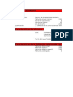 Parámetros de Diseño y Cálculo. Proyectos de Alcantarillado Sanitario.xlsx