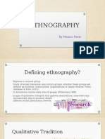 monica ethnography teaching presentation