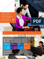 Office 365 in the Classroom