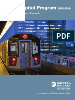 MTA Capital Program 2015-19