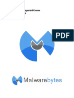 Malwarebytes Management Console 1.5 Best Practices Guide