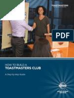 121 How to Build a TM Club