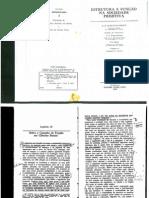 Radcliffe-Brown, Estrutura e Função Na Sociedade Primitiva