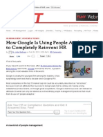 07 How Google is Using People Analytics to Completely Reinvent HR
