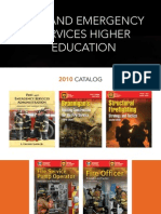 Fire Science Catalog 2010