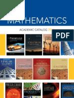 Math Catalog