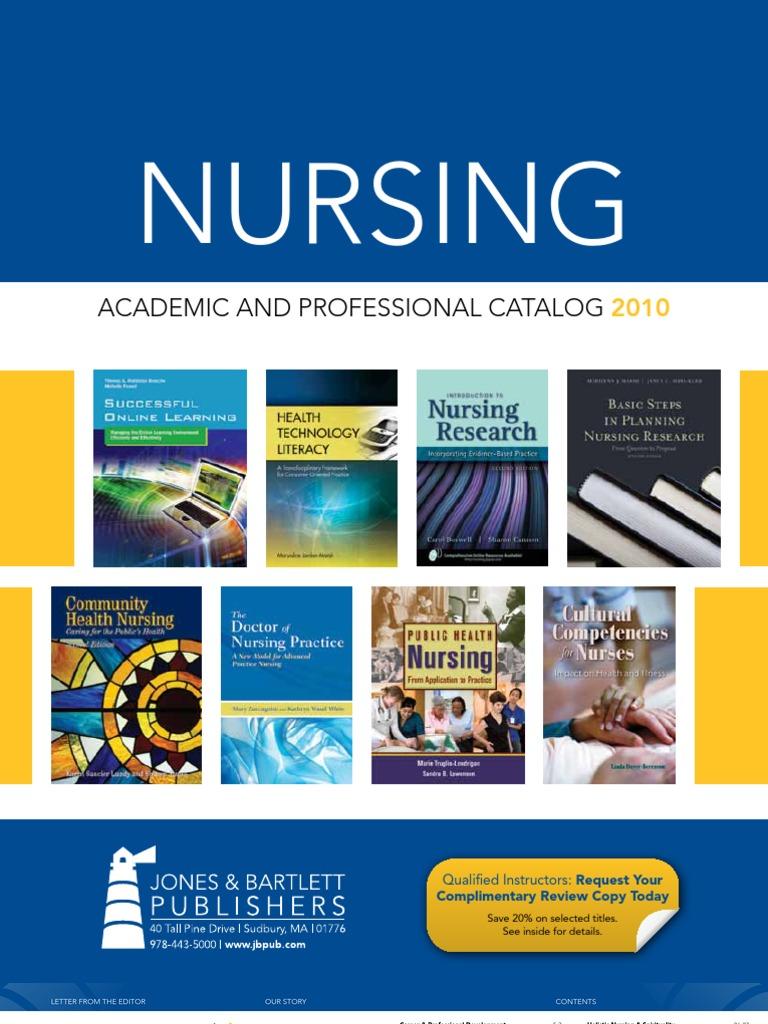 Nursing catalog nursing health informatics fandeluxe Choice Image