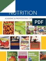 Nutrition Catalog