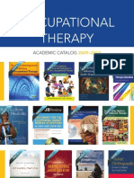 Occupational Therapy Catalog - 2009