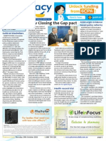 Pharmacy Daily for Thu 29 Oct 2015 - New Closing the Gap pact, Competency consultation, Guild on biosimilars, Travel Specials and much more