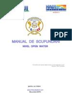 Manual Scafandri OWD